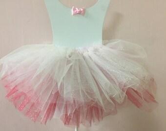 Ballerina tutu centerpiece
