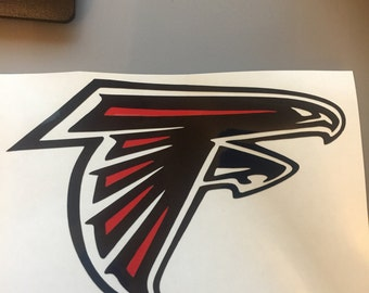 Falcons Decal