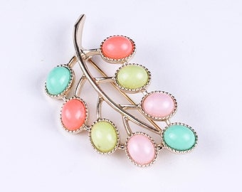 Colorful Branch Pin