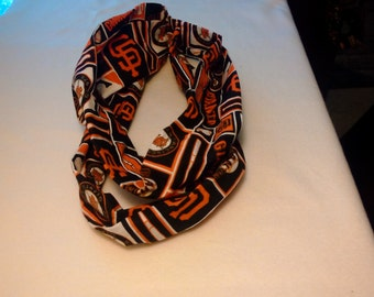 San Francisco Giants Infinity Style Scarf