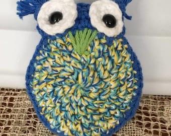 Tufted Owl Etsy