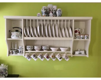 The Elizabeth plate rack