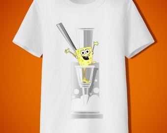 Spong Bob Water Pipe Dab