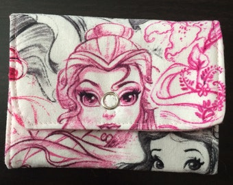Princess Credit Card Wallet