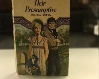 Heir Presumptive - Masquerade History Book #36