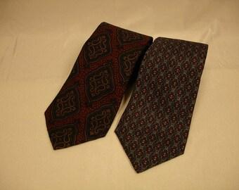 Vintage neckties priced together