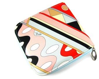 Emilio Pucci Leather CD case