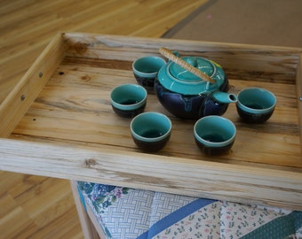 Wooden Service Tray