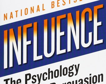 Influence The Psychology of Persuasion by Robert B. Cialdini Ph.D. - eBook, ePUB, Mobi, PDF (Fast Instant Delivery)