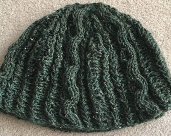 Tweed and Twists Hat