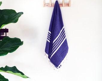 Lola | Blue | Turkish towel