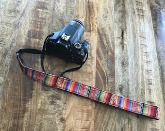 Vintage Style Camera Strap / Bag Strap