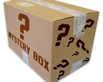 Mystery Box Of Bass Fishing Lures - Great Gift - 100 Value