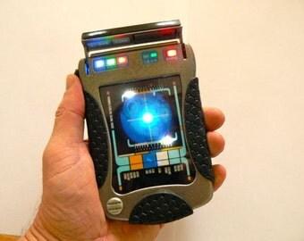 "Star Trek ""Nemesis"" Science Tricorder Prop electronics upgrade kit! RARE!!!"