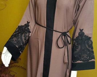 Dubai open abaya's size 58
