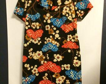Vintage 50s Martha Manning Dress