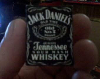 Dollhouse JACK DANIEL'S POSTER