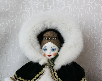 Russian doll. Name - Vasilisa