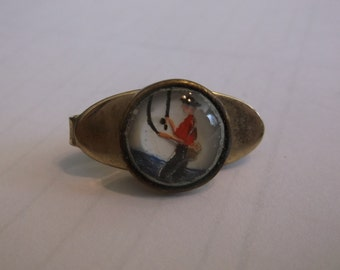 Fisherman Tie Tack from the 50's