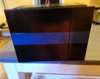 Handgun hidden gun cabinet