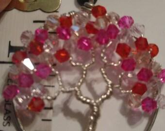 Handmade Tree of Life Pendant Necklace