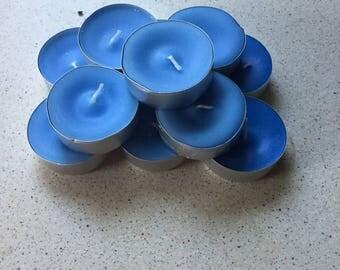 Handmade scented Tea lights