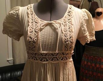 Boho festival dress