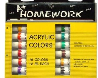 Acrylic Color paints
