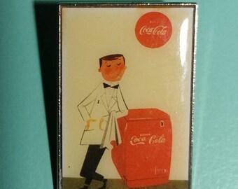 1950's Style Coca Cola Pin
