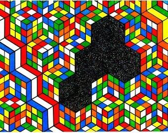 A Rubik Space Odyssey