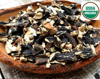 ORGANIC COMFREY ROOT, symphytum officinale