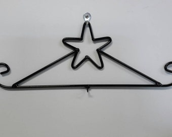 Decorative Metal Star Calendar Hanger