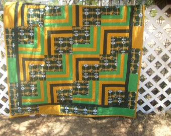 Green Bay Packer quilt