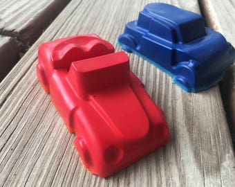 GIANT car crayons- set of 2