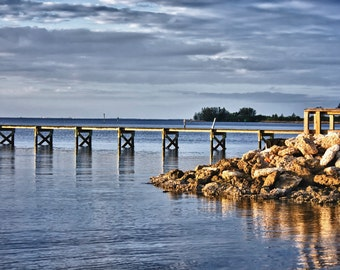 Dockside in Tampa Bay