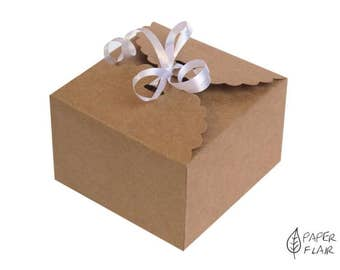 5 boxes gift boxes nature (AP-6)