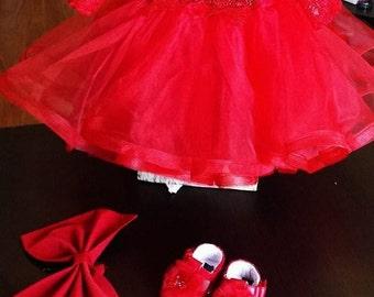 vestito bimba, vestito battesimo, vestito bebe, vestito compleanno, girls dresses, baby dresses, tulle baby, flower girl dress