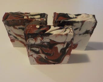 Patchouli Vegan Handmade Cold Process Soap