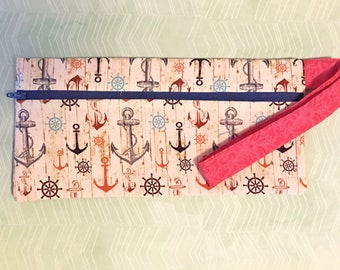Anchor Everday Clutch imor Tote