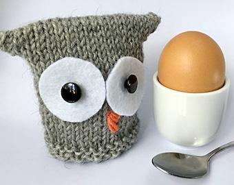 Owl Egg Cosy