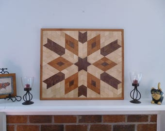 Wood Wall Art ~ Wooden Wall Art ~ Wall Art ~ Wooden Wall Art ~ Geometric Wood Wall Art ~ Wooden Artwork
