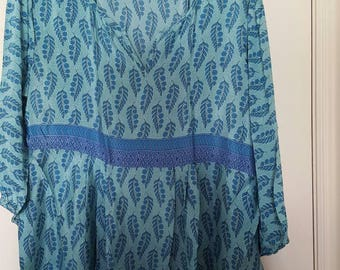 Tunic plus size 2xl