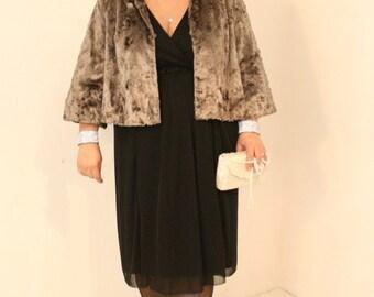 Vintage Nylon dress , Vintage Plus size , Plus size Attire ,