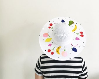 Fruity Patooty Pop-Up Hat