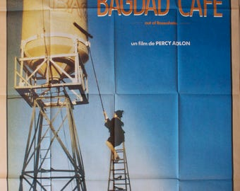 "Movie poster ""Bagdad-Café"" -Original-"