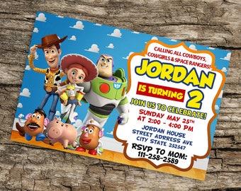Toy Story Invitation,Toy Story Birthday,Toy Story Party,Toy Story Birthday Party,Toy Story Birthday Invitation
