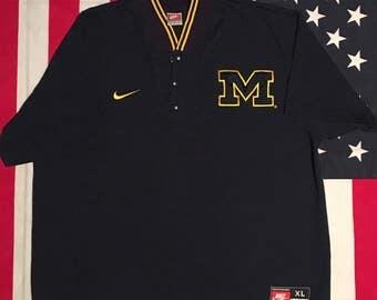Michigan University Nike Shirt