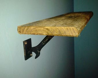 Modern engineering or mechanics shelf