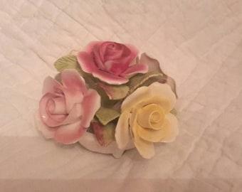 Royale Stratford bone china floral