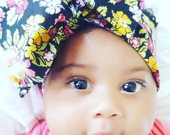 CATALEYA Headwrap with Pearls